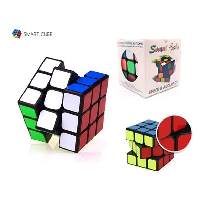 3x3x3 Puzzle Cube Magic Cube Game With Vivid Colors Intelligence Puzzles Toys, SmartCube - This Standard 3x3x3 (2¼ inches/56*56*56 mm) Speed&.., By Smart Cube (Smart Cubes)