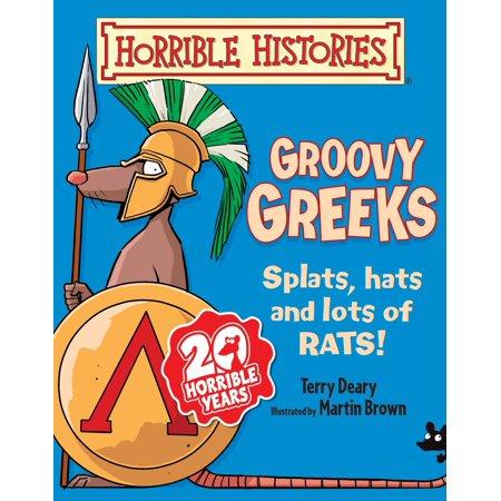 Horrible Histories: Groovy Greeks (New Edition) - eBook](Horrible History Halloween)