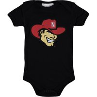 Nebraska Cornhuskers Infant Big Logo Bodysuit - Black