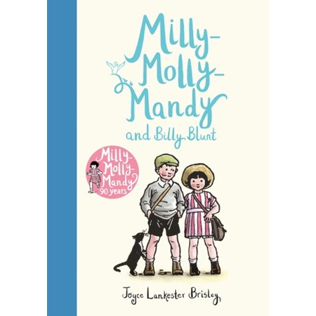 Milly-Molly-Mandy and Billy Blunt - eBook