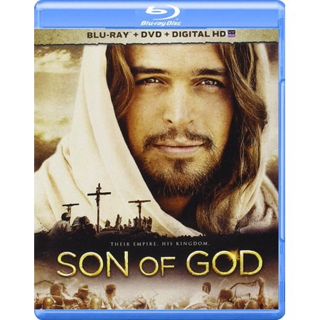 Son Of God  Blu Ray
