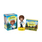 Bob Ross Bobblehead: With Sound! [With Book] ( Miniature Editions )
