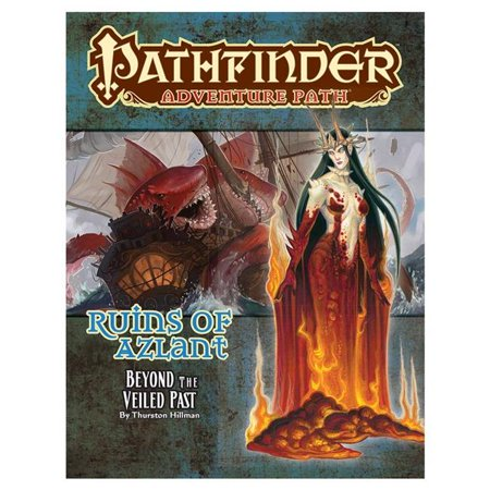 Paizo PZO90126 Pathfinder Adventure Path Ruins of Azlant Beyond the