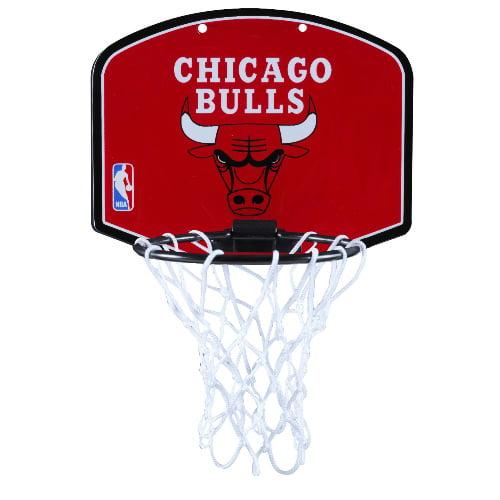 Spalding Over the Door Mini Basketball Hoop - Chicago Bulls