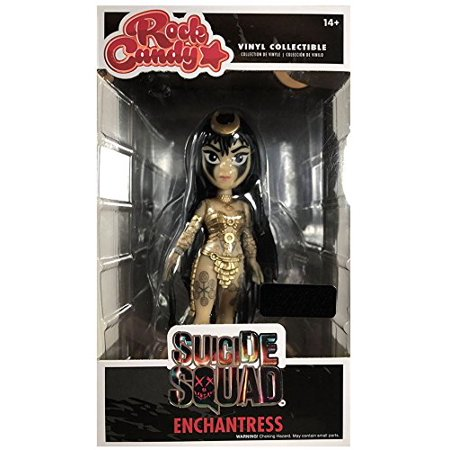Enchantress Dc Comics (Funko DC Comics Suicide Squad Rock Candy Enchantress Exclusive Vinyl)