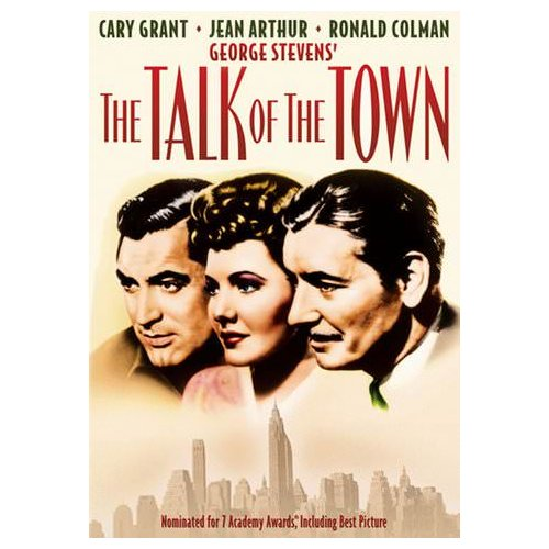 The Talk of the Town (1942)
