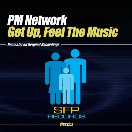 Pm Network - Get Up Feel the Music [CD]