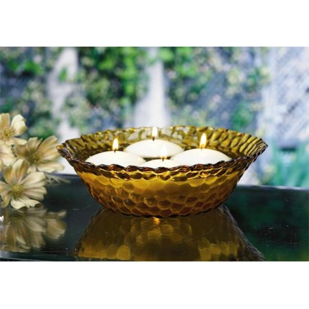 biedermann & sons hj20am glass hobnail bowl in (Glass Hobnail Basket)