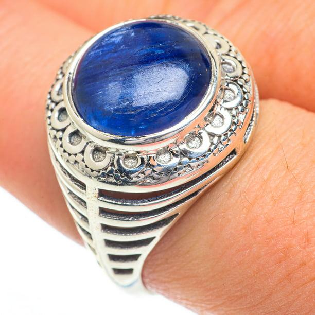 Size 6 12 Kyanite Ring