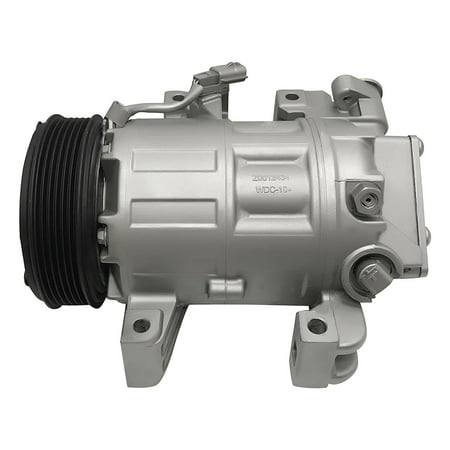 RYC Remanufactured AC Compressor and A/C Clutch IG664 Fits 2013, 2014, 2015 Nissan Altima 2.5L (ONLY Fits SL and SV Submodels) [Does Not Fit 2016 Nissan