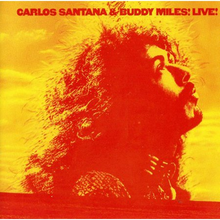 Carlos Santana & Buddy Miles Live (Carlos Beltran Memorabilia)