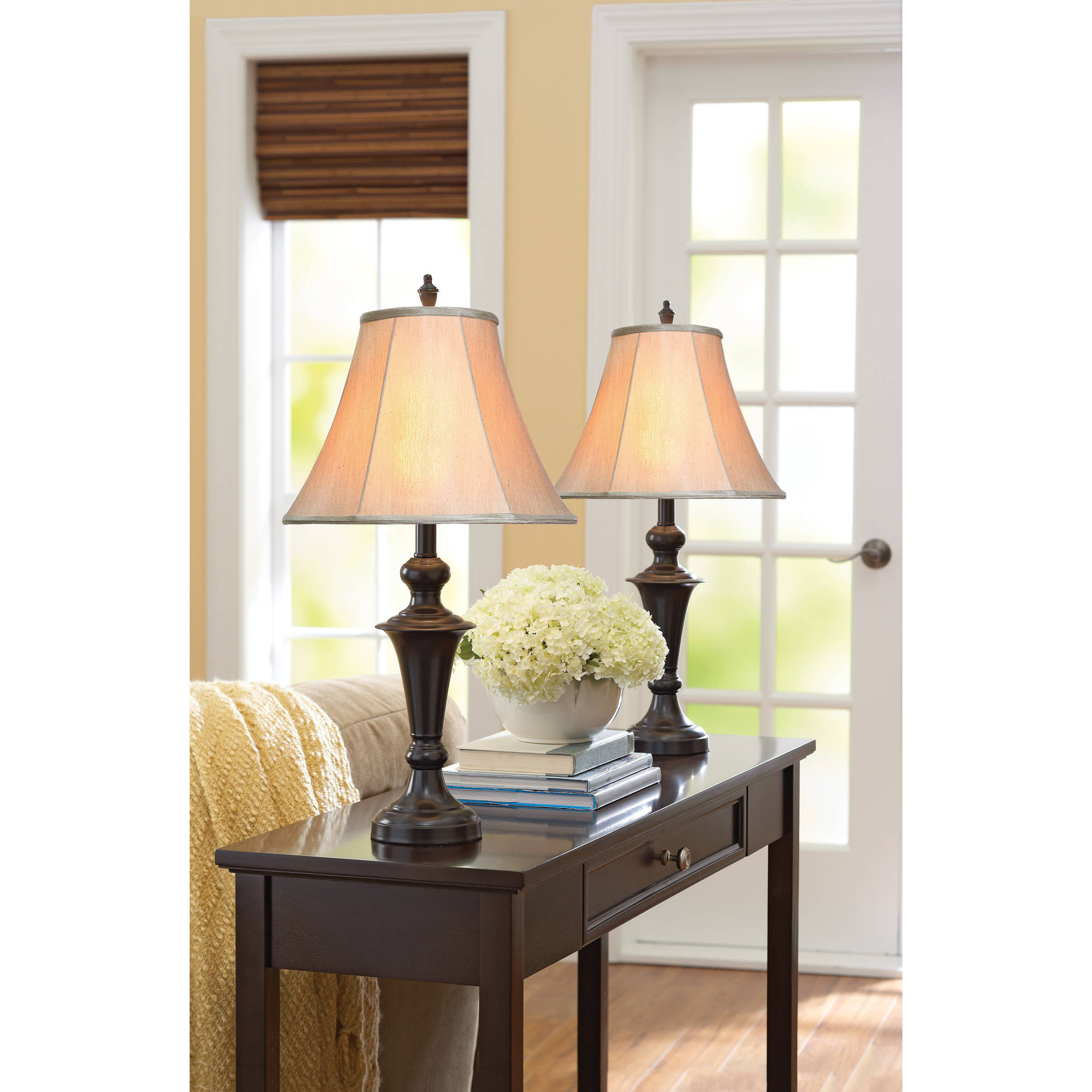 Better Homes And Gardens Table Lamps 2 Pack