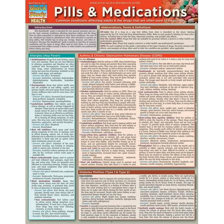- Pills & Medication