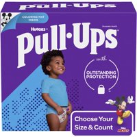 Pull-Ups Boys' Learning Designs Training Pants (Choose Size & Count)
