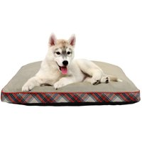 "Holiday Time Gusseted Pet Bed, X-Large, 32""x 42"""