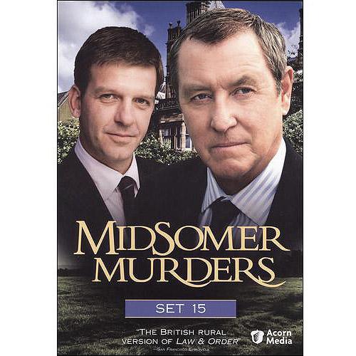 Midsomer Murders: Set 15 [DVD]