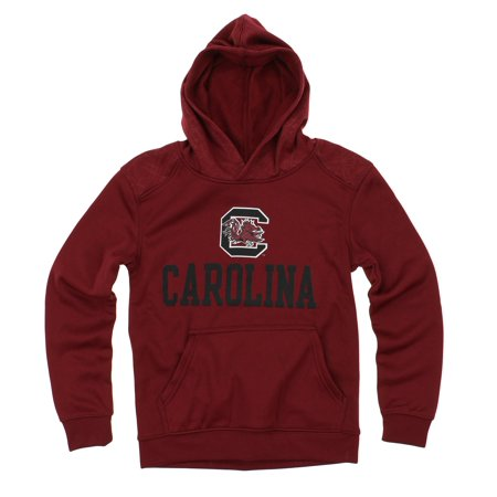 NCAA Youth South Carolina Fighting Gamecocks Performance Hoodie, Red