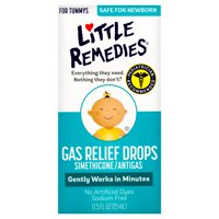 Little Remedies Gas Relief Drops, Berry Flavor, Safe For Newborns, 0.5 FL OZ