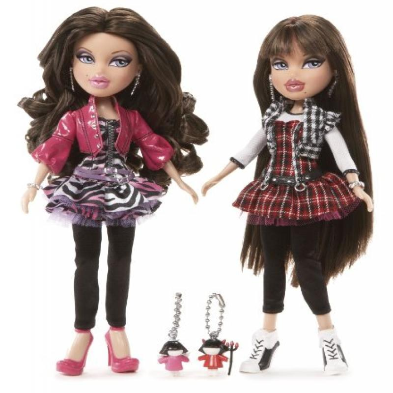 Bratz Twinz Dollpack (Roxxi and Phoebe) by MGA Entertainment