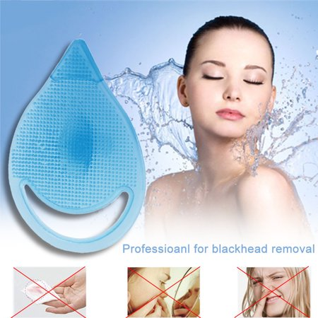 Blackhead Removal Tool Soft Silicone Shrink Pore Clean Facial Cleaning Pad - image 4 de 8