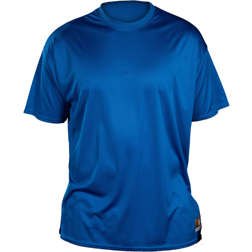 Louisville Slugger Adult Slugger Loose Fit Short Sleeve Shirt, Royal