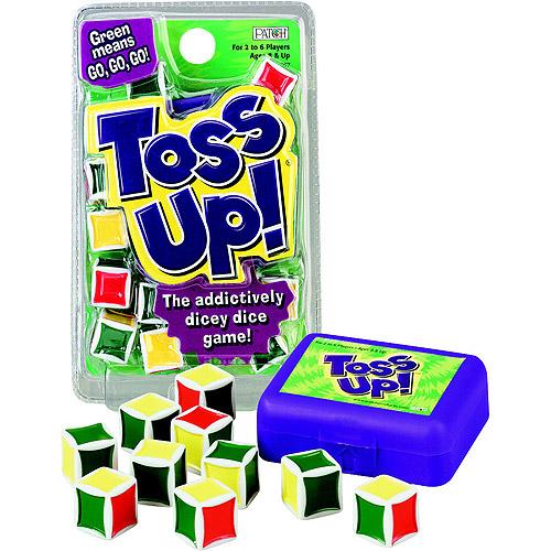Toss Up Dice Game