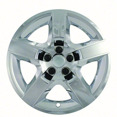 Pontiac G6 Wheel Hub - 2005, 2006, 2007, 2008, 2009 Pontiac G6 Chrome Factory Replica Wheel Covers / Hubcaps (Set of 4) - 17