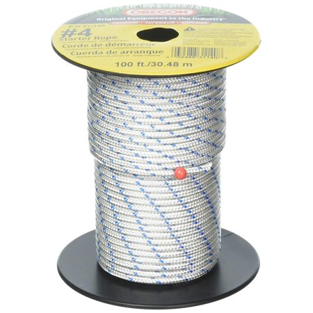 Oregon OEM 31-140 replacement starter rope no. 4 100ft[896]
