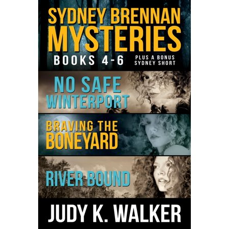 The Sydney Brennan Mystery Series: Books 4-6 - eBook
