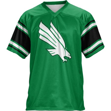 North Texas Football - ProSphere Boys' University of North Texas End Zone Football Fan Jersey