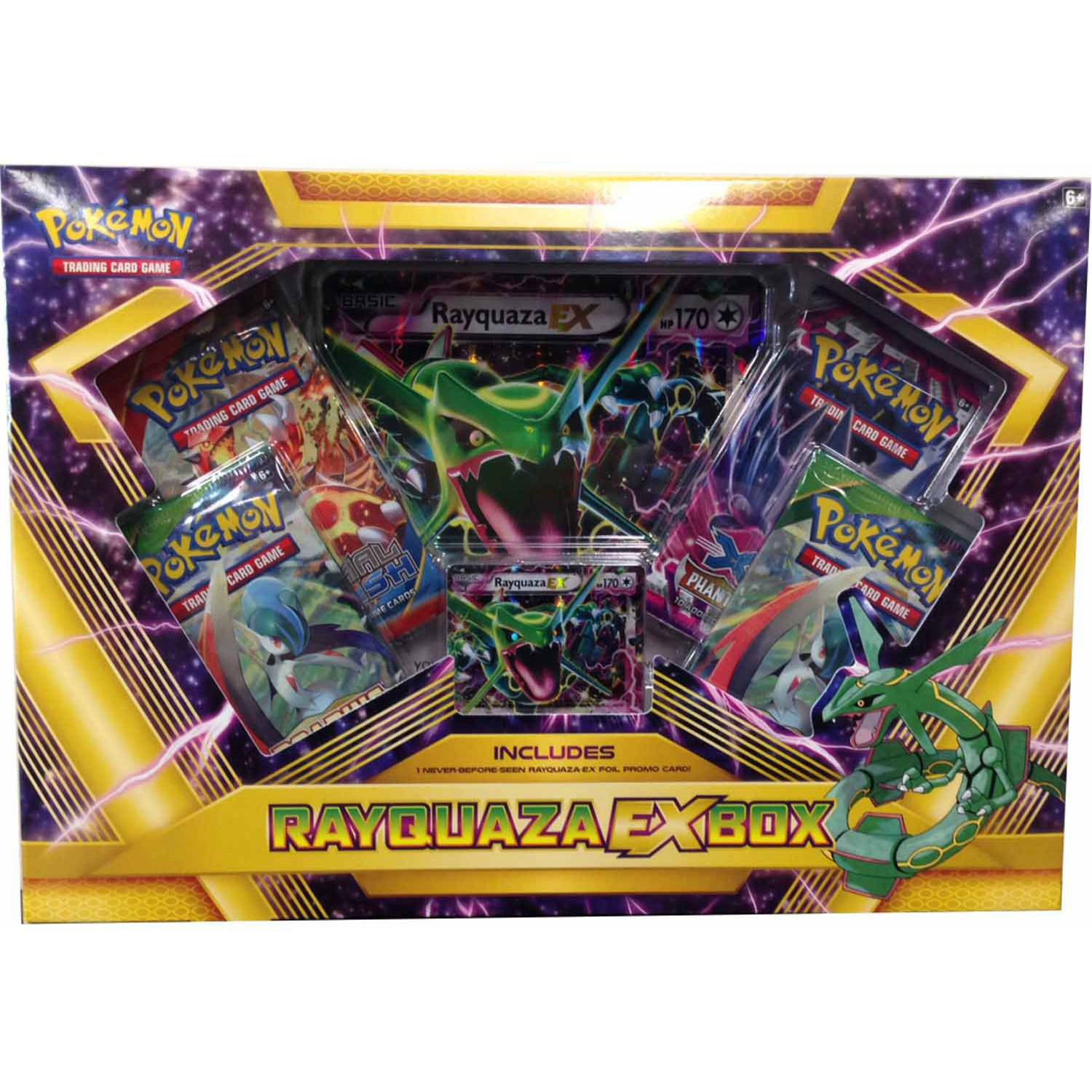 Pokemon Rayquaza-EX Premium Collection Box