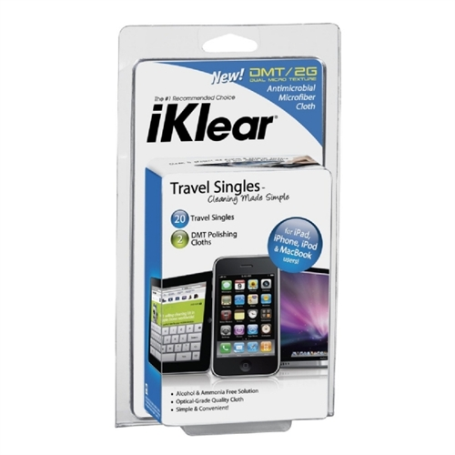 iKlear Travel Singles IK-TS20