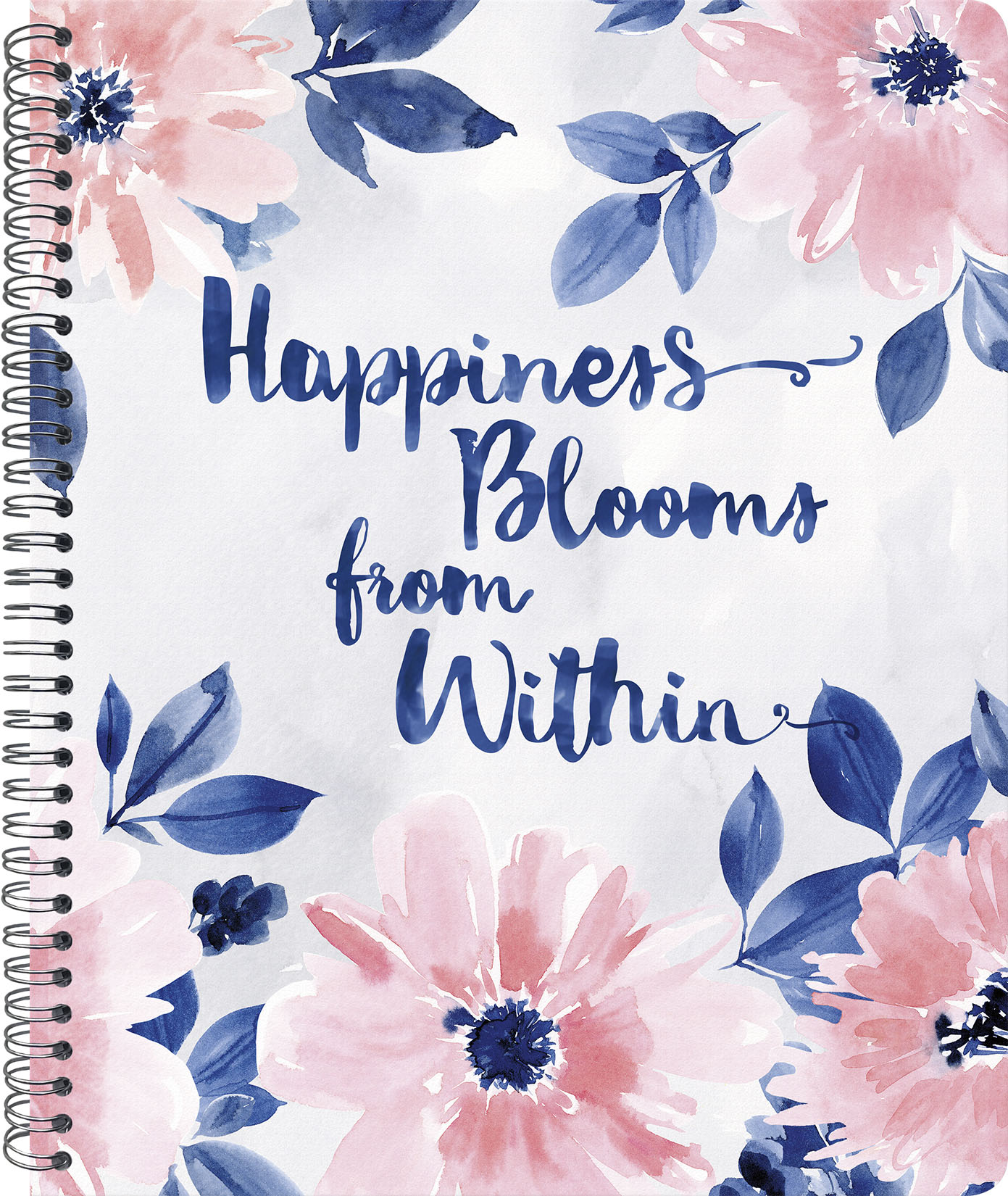 2019 Florals Weekly  Monthly Planner 8.5 x 11 by Trends International