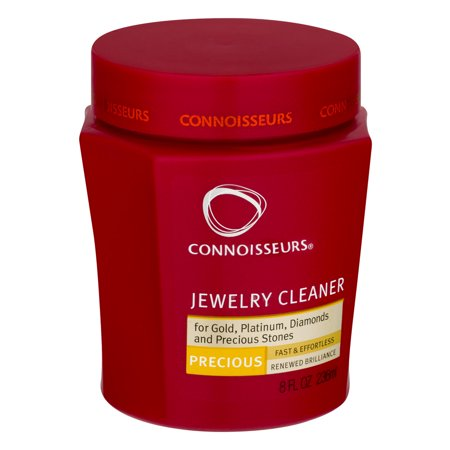 Connoisseurs - Precious Jewelry Cleaner, 8 Fl Oz - Walmart com