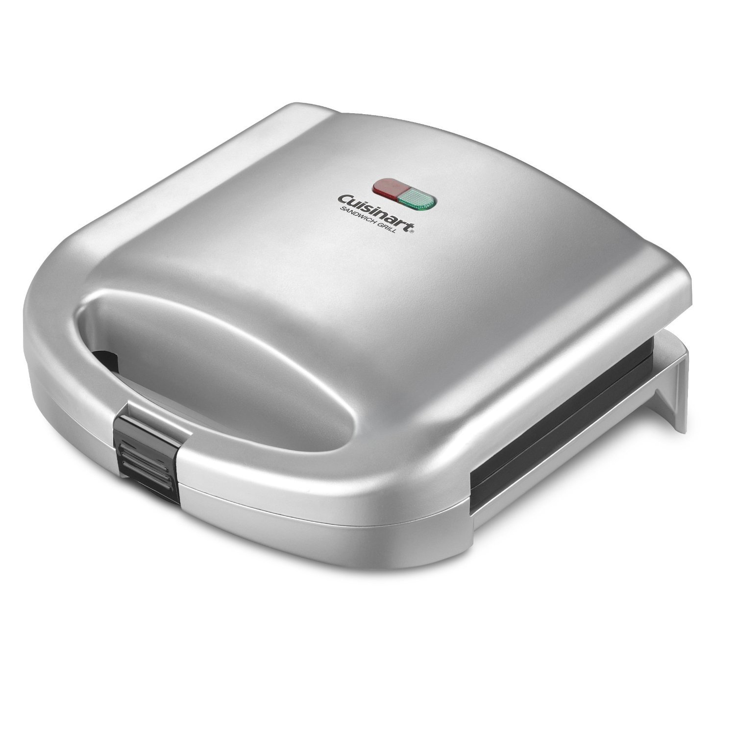 Cuisinart Sandwich Grill (Refurbished), Stainless