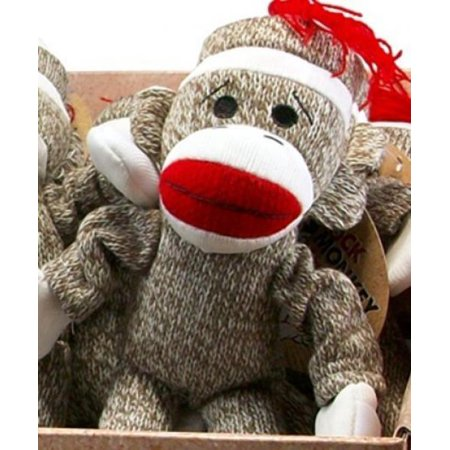 Flying Sock Monkey - Super Sock Monkey