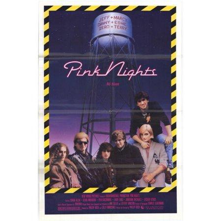 Pink Nights Movie Poster (11 x - Pink Movie Com