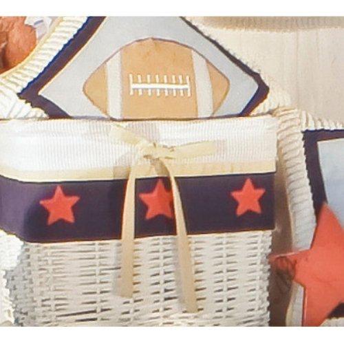 Brandee Danielle All Star Wicker Basket