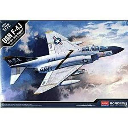 1/72 USN F-4J VF-84 Jolly Rogers #12529 - Usn Vf 84 Jolly Rogers