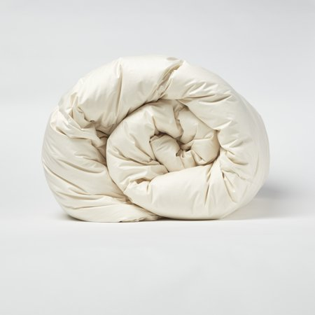 Amberly Bedding Wool/Down Organic Comforter - King
