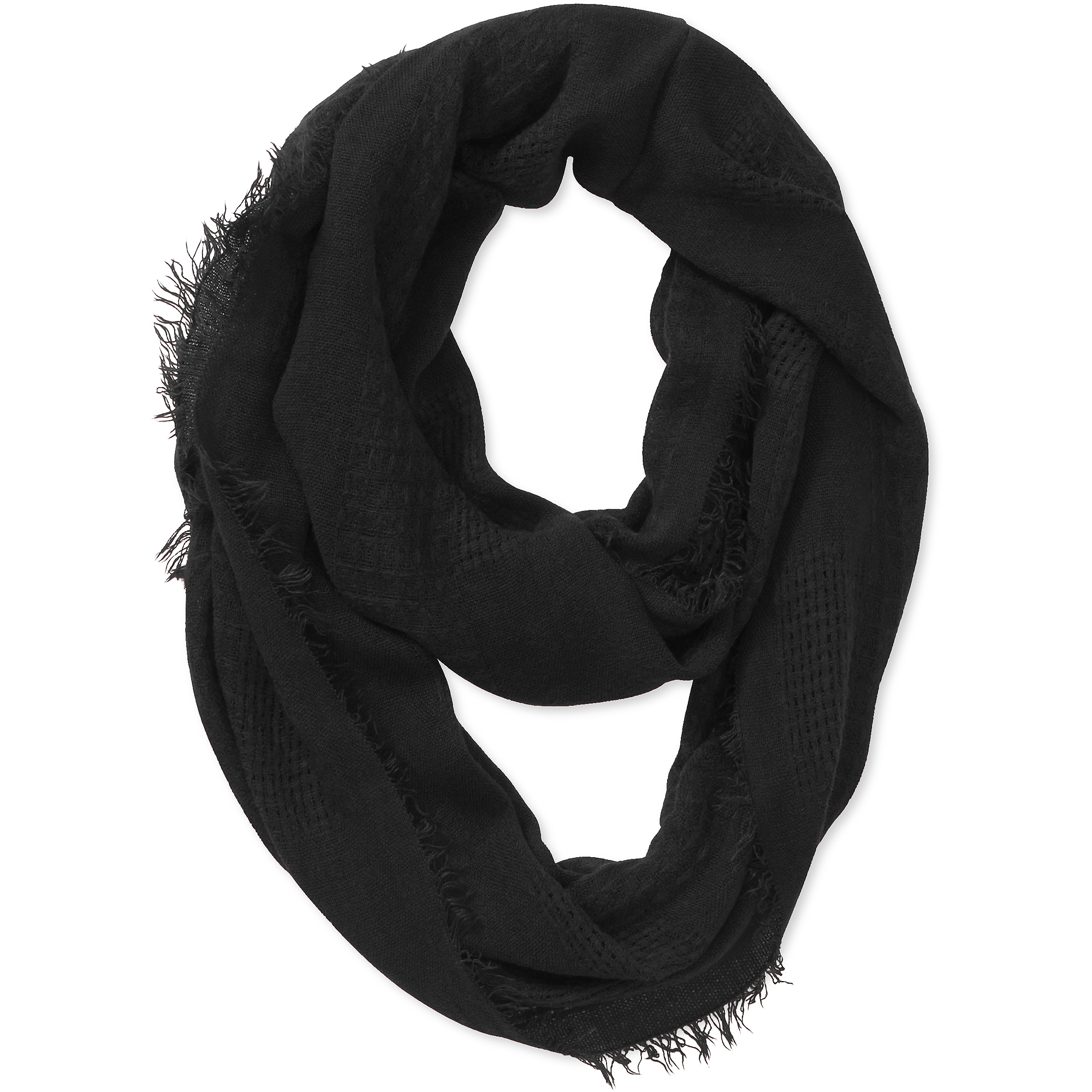 Women's Solid Loop Scarf