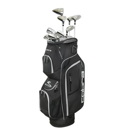 Cobra Quick Set - Cobra Golf XL Speed Men's Complete Set Graphite Senior RH