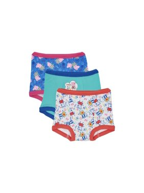 Peppa Pig Potty Training Pants Underwear, 3-Pack (Toddler Girls)