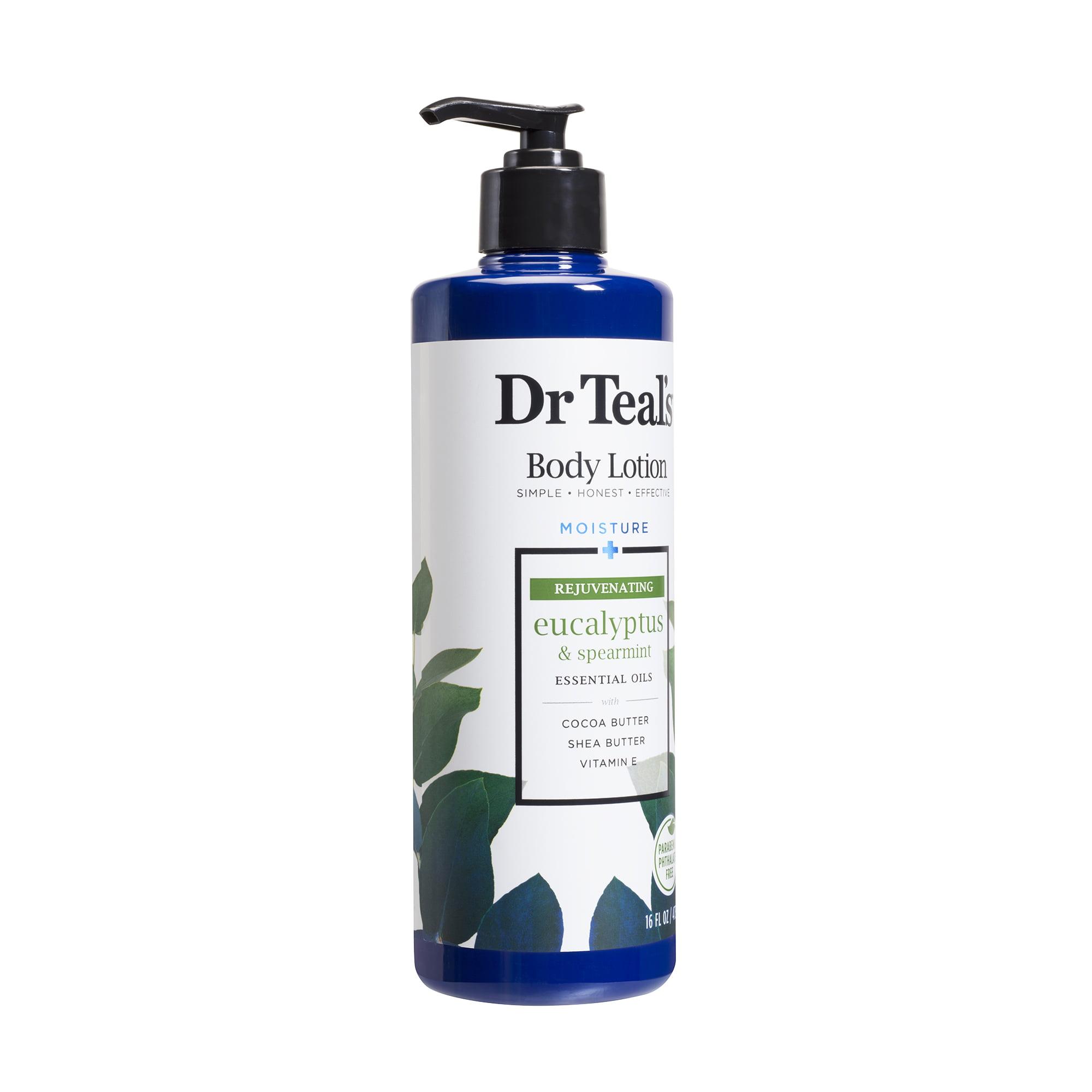 Dr Teals Eucalyptus Body Lotion 16 Oz Gieve Hair Conditioner