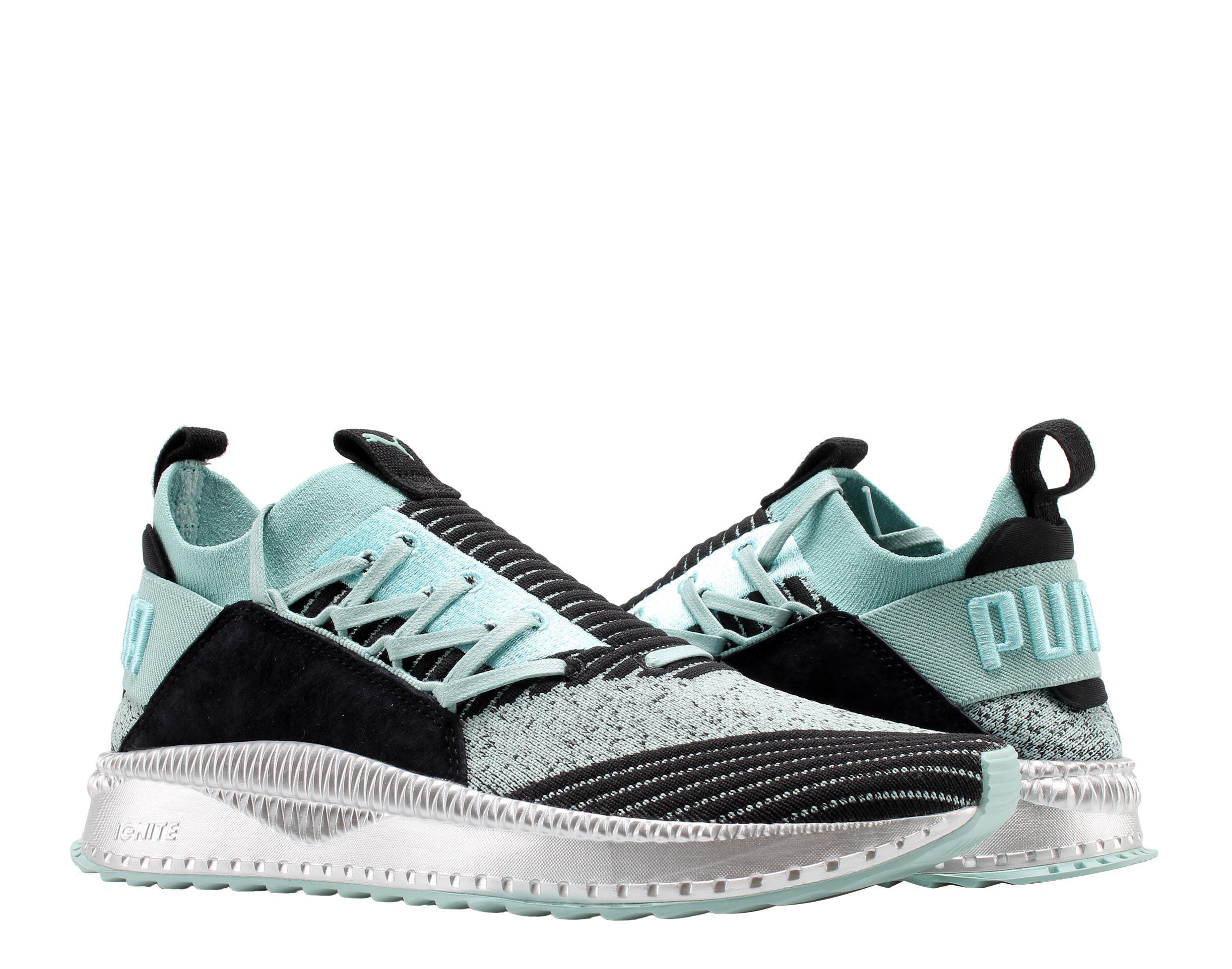 bccbc86099 PUMA - Puma TSUGI Jun TD Aquifer-Black-Silver Men's Casual Sneakers  36702001 - Walmart.com