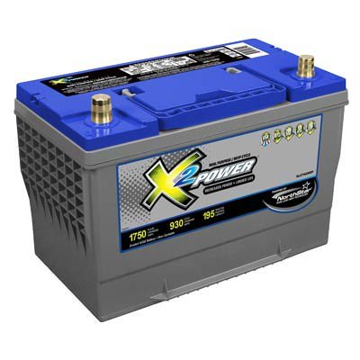Replacement for DODGE W150 V6 3.9L 810CCA AGM YEAR 1993 BATTERY replacement battery 1993 Dodge W150 Pickup