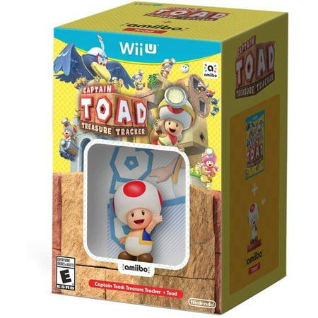 Captain Toad  Treasure Tracker   Toad Amiibo  Wii U