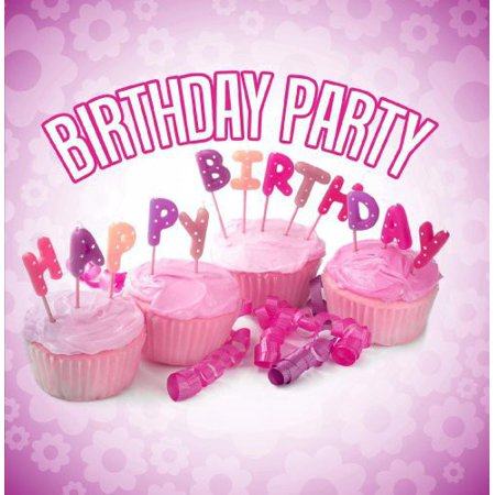 Birthday Party - Happy Birthday [CD] (Rock And Roll Birthday Invitations)