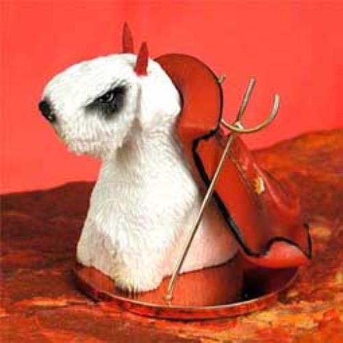 DTD125 Sealyham Terrier Devilish Pet Figurine by