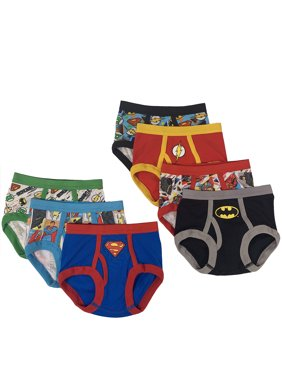 DC Superfriends Underwears, 7-Pack (Toddler Boys)